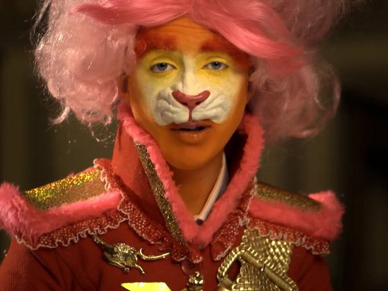 Rachel Maclean, The Lion and The Unicorn, Video still, 2012, © und Courtesy: Die Künstlerin