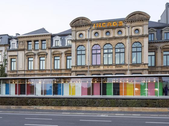 Casino Luxembourg - Forum d'art contemporain