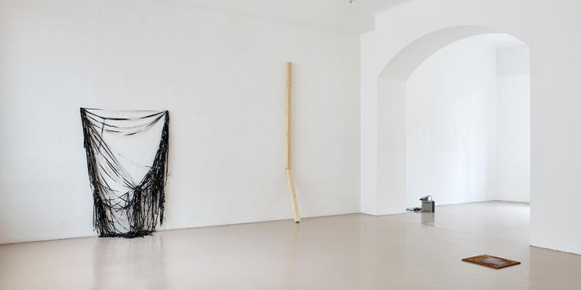 William Anastasi, Exhibition view, Thomas Rehbein Galerie 2019