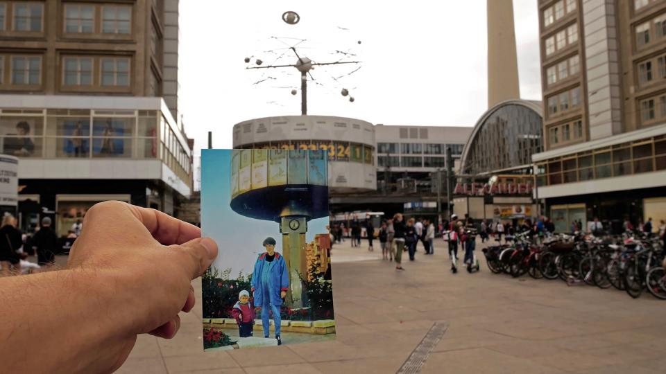 "Vlad Nancă ""The City and the City and the Freedom Artist"", 2019, Video Still"