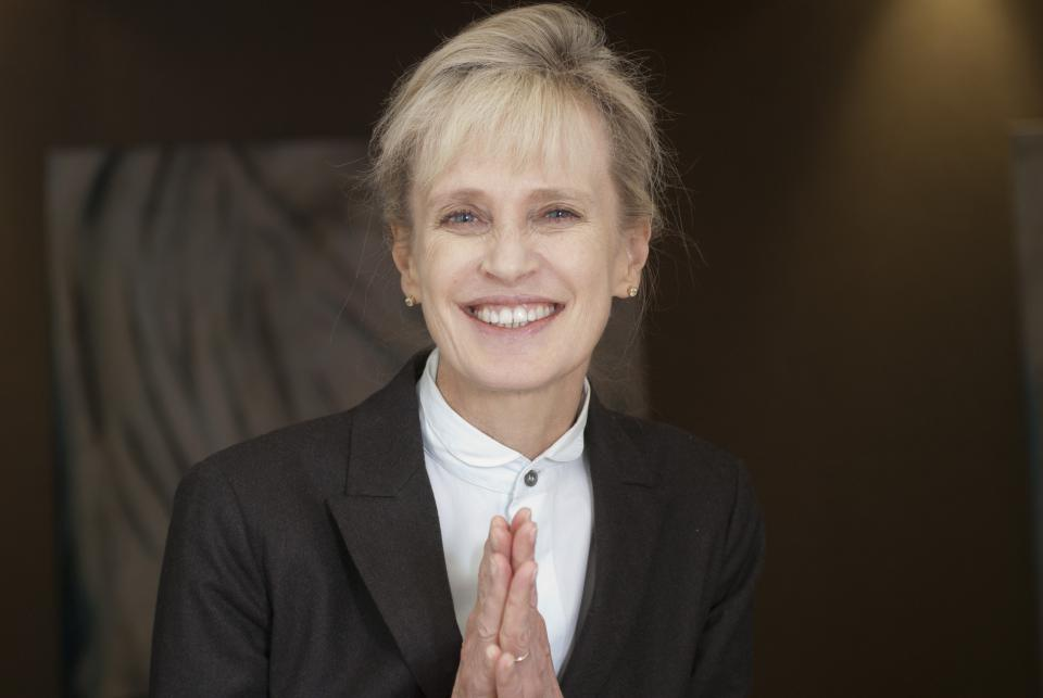 Siri Hustvedt 2011 in Buenos Aires