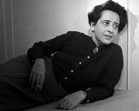 Hannah Arendt 1944 in New York
