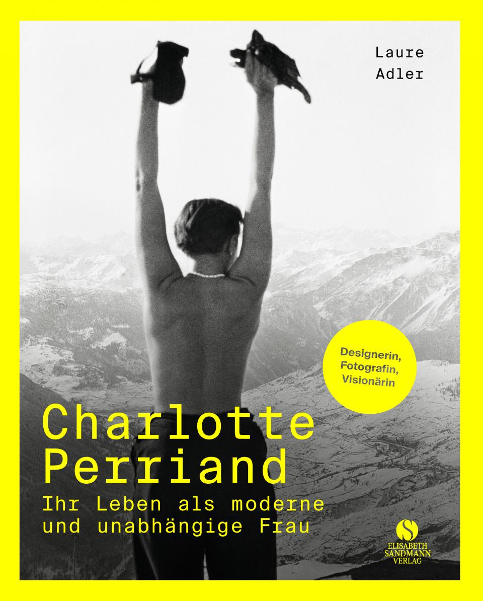 Cover Charlotte Perriand