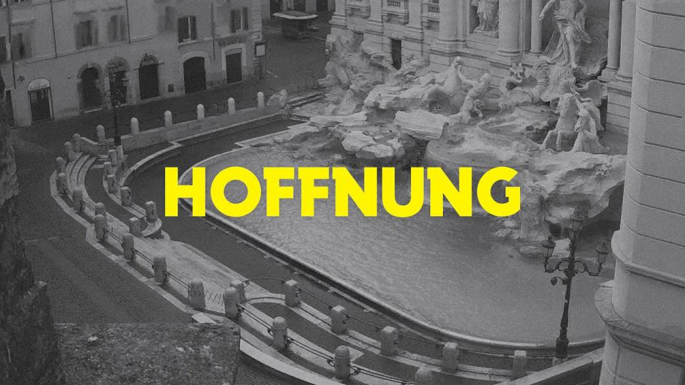 "Tocotronic ""Hoffnung"""