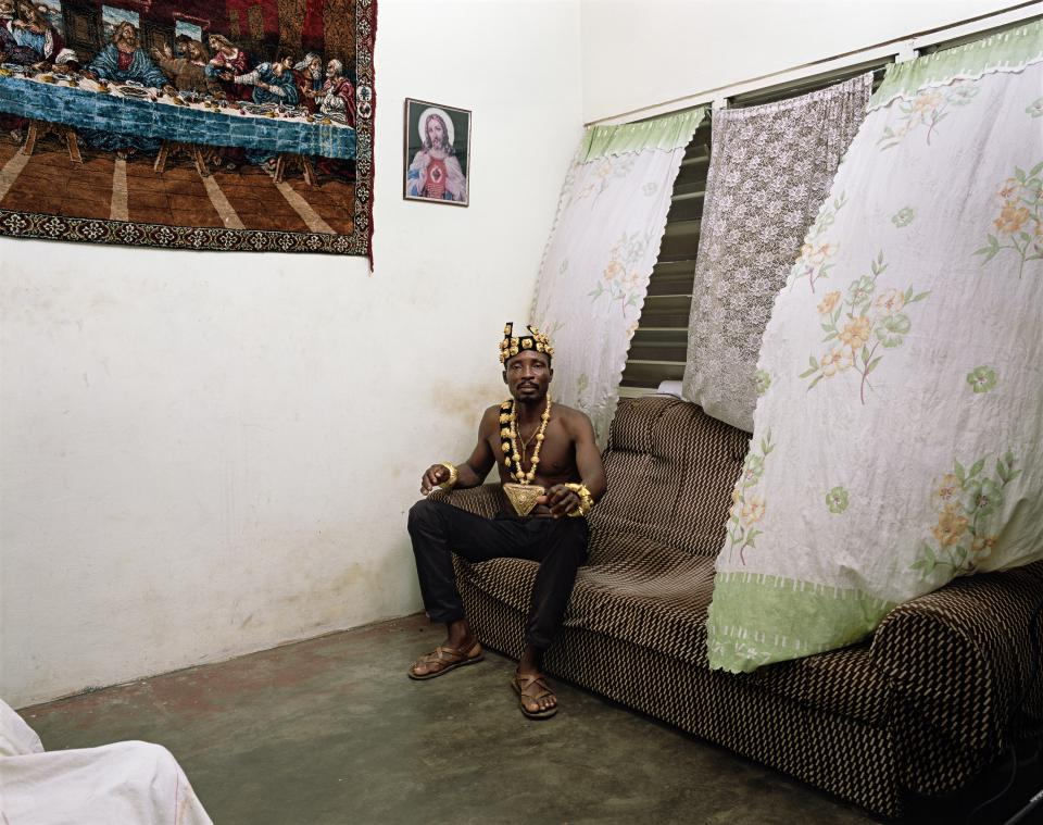 "Deana Lawson ""Chief"", 2019"