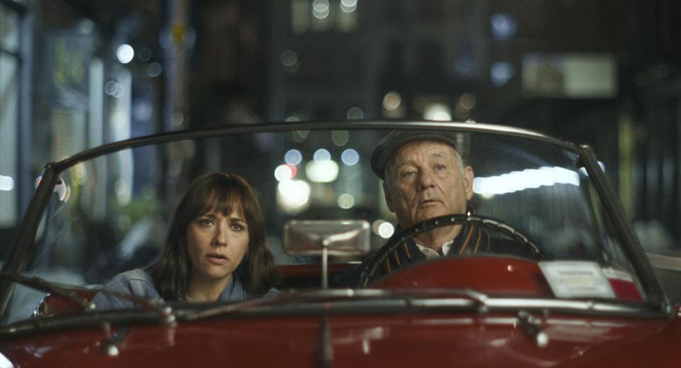 "Bill Murray und Rashida Jones in ""On The Rocks"""