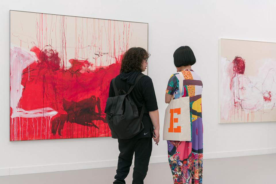 Foto: Mark Blower, Courtesy of Mark Blower/Frieze