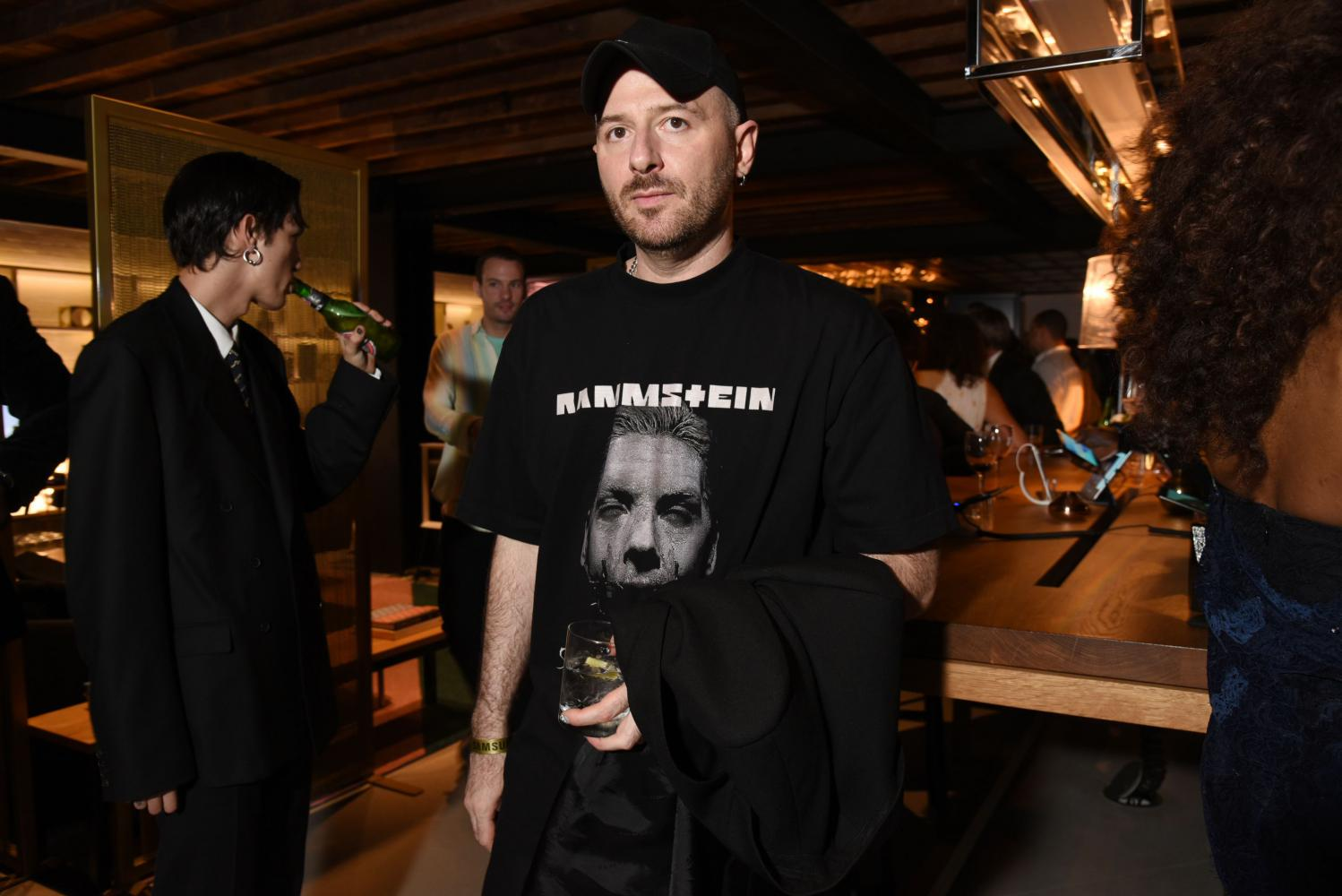 Demna Gvasalia bei der Verleihung der CFDA Fashion Awards 2017 in New York