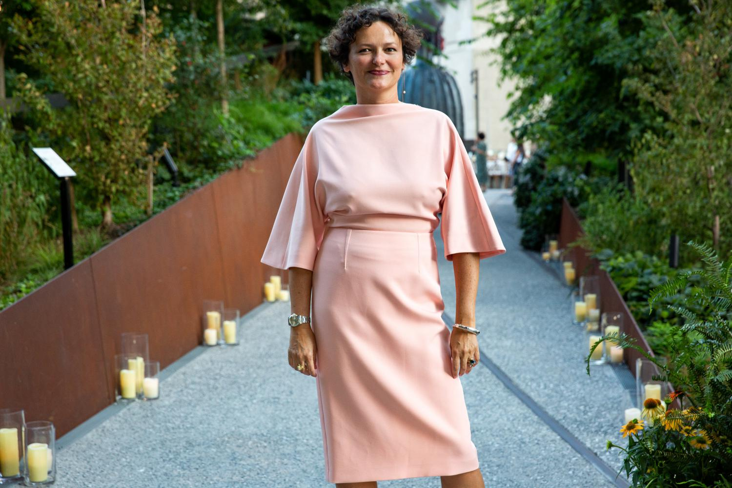 Cecilia Alemani 2019 beim High Line Art Dinner in New York