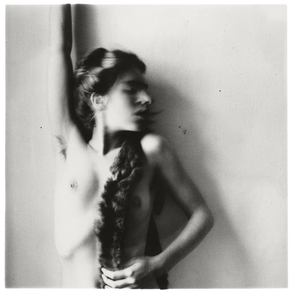 "Francesca Woodman ""Untitled, MacDowell Colony, Peterborough, New Hampshire"", 1980"