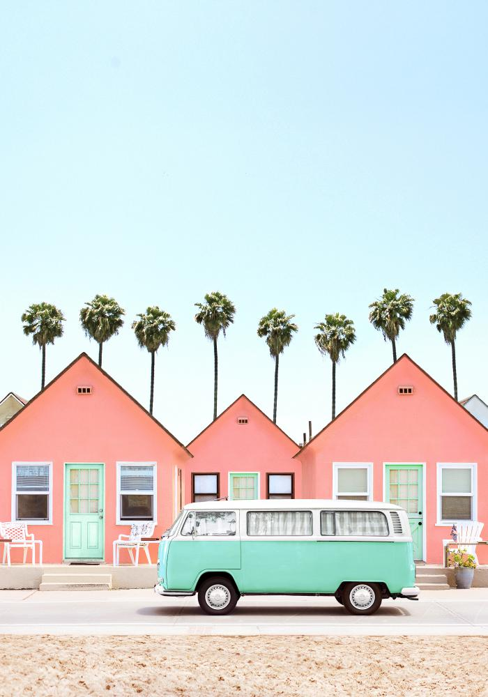 """Roberts Cottages"", Oceanside, California"