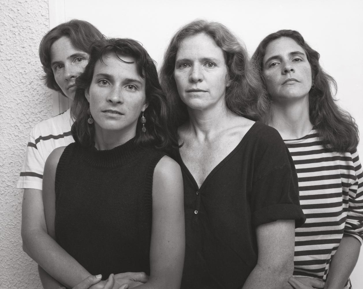 The Brown Sisters, Cambridge, Massachusetts, 1989