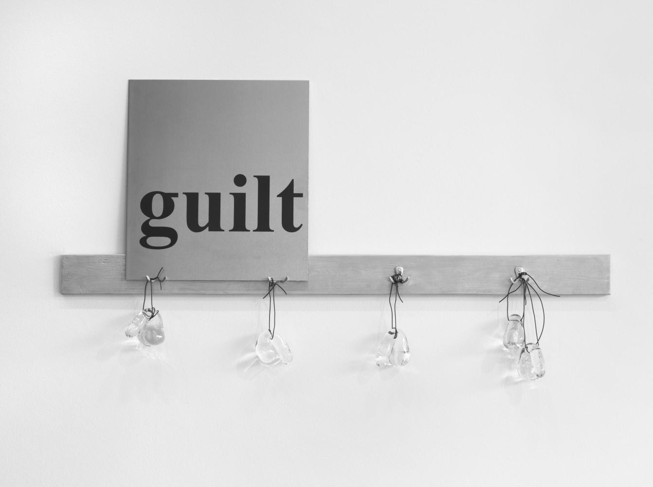 "Monica Bonvicini, ""Guilt"", 2020"