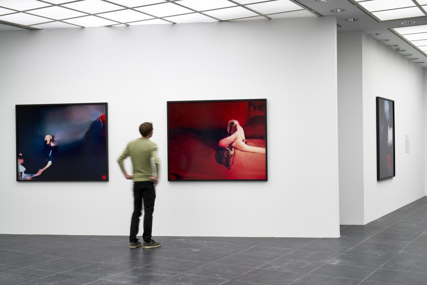 Foto: N. Miguletz, © Frankfurter Kunstverein, Courtesy of the artist and Metro Pictures, New York