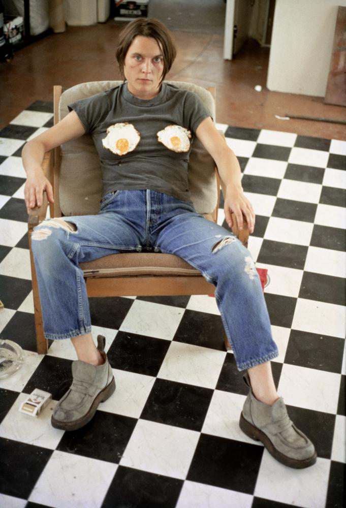 © Sarah Lucas, Courtesy Sadie Coles HQ, London